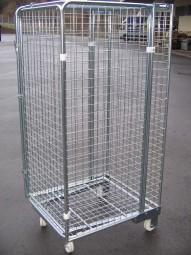 """Rollbehälter 720x810x1450 Z """"Sicherheit"""""""