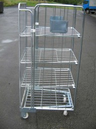 Rollbehälter 720x810x1450 Z